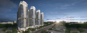 Thiết kế dự án căn hộ Astral City